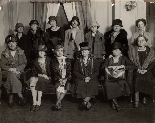 League of Women Voters, 1926