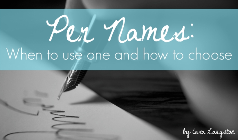 PenNames