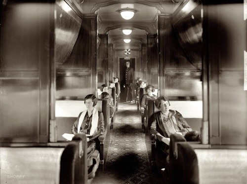 Southern Railway Ladies' Car, 1926